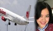 بالصور.. بعد تحطم الطائرة الإندونيسية.. قصة مضيفة تثير صدمة المتابعين