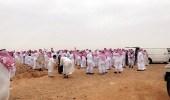 """بالصور.. """" القريات """" تشهد تشييع المواطن المغدور به في الأردن"""
