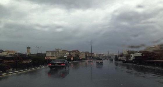 توقعات بهطول أمطار رعدية على الباحة