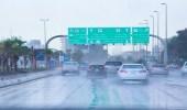 بالصور.. هطول أمطار على جدة والمراكز التابعة لها