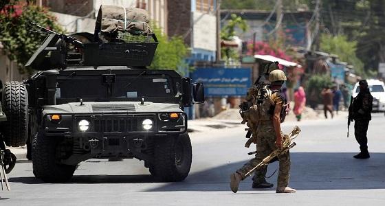 مقتل 3 أشخاص في انفجار ضخم بالعاصمة الأفغانية