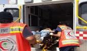 14 إصابة في حادثين منفصلين بعفيف