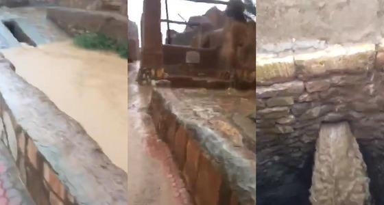 بالفيديو.. أبسط طرق تصريف السيول والاستفادة منها
