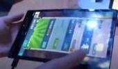بالفيديو.. شركة تحرج سامسونج وهواوي وتطلق أول هاتف قابل للطي