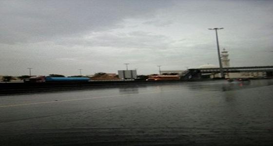 الأرصاد تحذر من الأمطار الرعدية في نجران