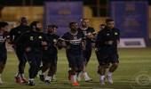 بالفيديو والصور.. هيلدر يطبق تدريبات اليوم الكامل للاعبي النصر