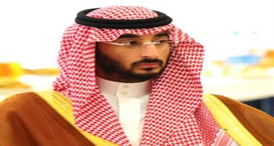 نائب أمير مكة المكرمة ينقل تعازي القيادة لذوي الشهيد البقمي