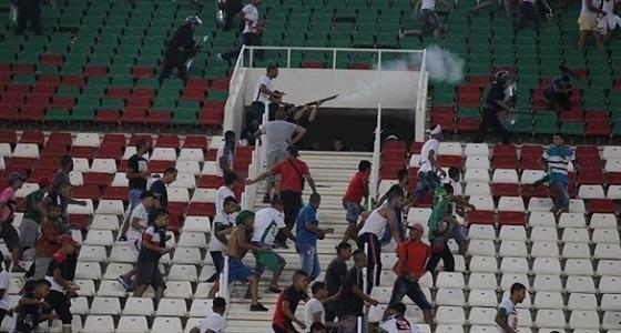 """اتحاد القدم الجزائري يتوعد مثيري الشغب ويصف عملهم بـ """" القذر """""""