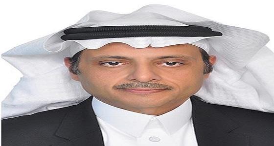 الدكتور الغامدي يرفع الشكر للقيادة بمناسبة تعيينه بالمرتبة الرابعة عشرة بوزارة البيئة والمياه والزراعة
