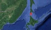 اختفاء جزيرة يابانية على حدود روسيا