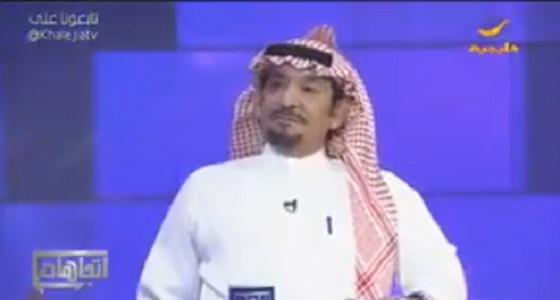بالفيديو.. عبدالله السدحان: الذكورية في المجتمع العربي إرث يصعب التخلي عنه
