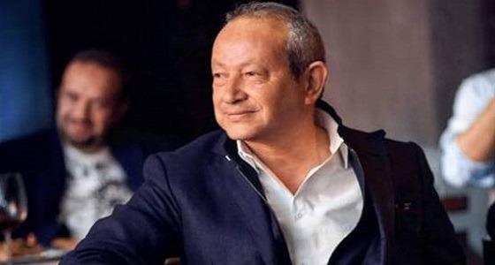 """بالصور..رجل الأعمال المصري """" ساويرس """" من داخل منجم الذهب الخاص به"""