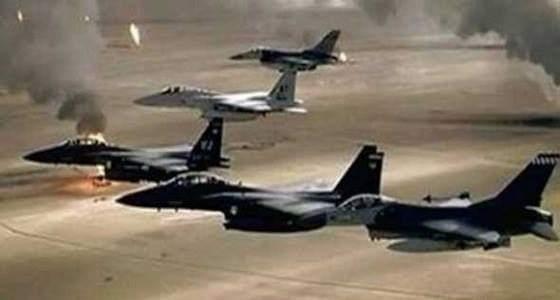 """"""" التحالف """" يرصد سقوط صاروخ في البحر أطلقه الحوثيون باتجاه ميناء الحديدة"""