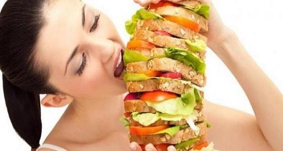 أسباب الشعور بالجوع أوقات الفراغ