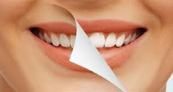 طريقة بسيطة لأسنان ناصعة البياض