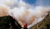 حرائق الغابات تقتل ما لا يقل عن 42 شخصا شمال كاليفورنيا