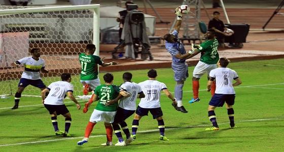 بالفيديو والصور.. النصر يقتنص 3 نقاط ثمينة ويعزز مركزه