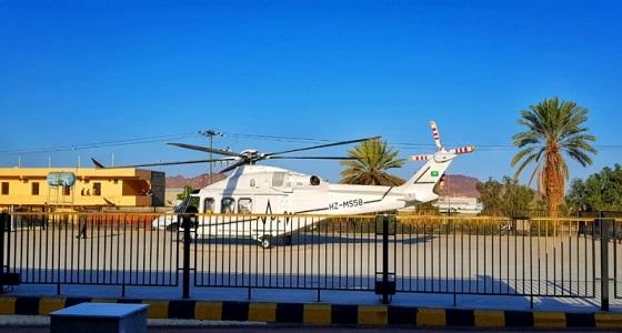 إنقاذ حالتين حرجتين عبر الإخلاء الطبي بمستشفي الملك خالد في نجران
