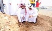 البيئة تبدأ المرحلة الثانية من تشجير طرق الرياض بزراعة 8 آلاف شجرة بالتعاون مع وزارة النقل