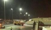 عودة الحركة الجوية ورحلات الإقلاع إلى وضعها الطبيعي بمطار الملك عبدالعزيز