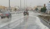 هطول أمطار مصحوبة بعواصف رعدية على مكة