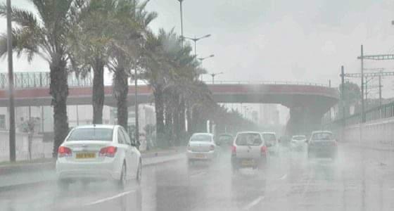 الأرصاد تحذر من تقلبات الطقس في معظم مناطق المملكة لمدة يومين