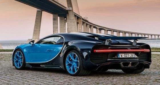 """بالصور.. بوجاتي: """" شيرون """" آخر سيارة في العالم من نوعها"""