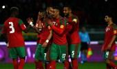 المغرب تتطلع لتحطيم عقدة الكاميرون والانتصار عليها