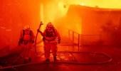 بالصور.. ارتفاع عدد ضحايا حرائق كاليفورنيا إلى 48 شخصا