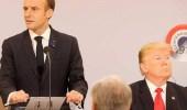 """الرئيس الفرنسي لـ """" ترامب """" : الأفضل لك النقاش المباشر بدلا من """" دبلوماسية تويتر """""""
