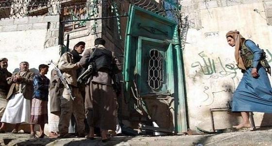الحوثيون يداهمون منازل الحديدة للتحصن من قوات المقاومة المشتركة