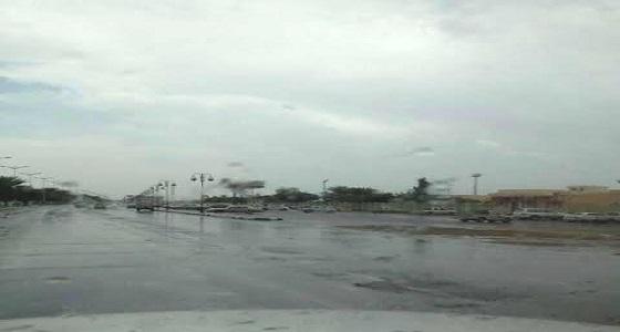 بسبب السيول المنقولة.. إغلاق مؤقت لطريق البطحانية - سامودة