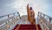 الأمير محمد بن سلمان يزور القاهرة اليوم في ثالث جولاته العربية