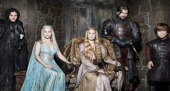 إعلان موعد بدء عرض الجزء الأخير من Game of Thrones