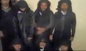 """بالفيديو.. انتصارات """" التحالف """" تجبر الحوثيين على ارتداء ملابس النساء"""