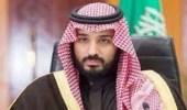 سمو ولي العهد يلتقي رئيس الوزراء البحريني ويستعرضان العلاقات الثنائية
