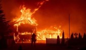 أكثر من 1000 مفقود و 71 قتيلا في حريق كاليفورنيا