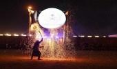 بالصور.. هيئة الترفيه تشارك في مهرجان الجنادرية بعروض عالمية