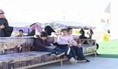 بالصور.. أطفال الجنادرية يشاركون بفعالية على أرض المهرجان