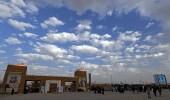 بالصور.. أجواء شتوية معتدلة تزيد من متعة مهرجان الجنادرية