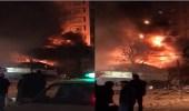 بالفيديو.. إصابة عشرات الأشخاص في انفجار بمدينة سابورو اليابانية