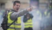 """اشتعال الاحتجاجات في خامس """" سبت أصفر """" والسلطات تتأهب"""