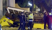 إصابة 28 شخصا إثر خروج ترام عن القضبان في البرتغال