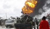 انفجاران كبيران يهزان العاصمة الصومالية