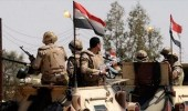 مقتل 24 عنصرا تكفيريا والقبض على 403 مطلوبين في سيناء بمصر