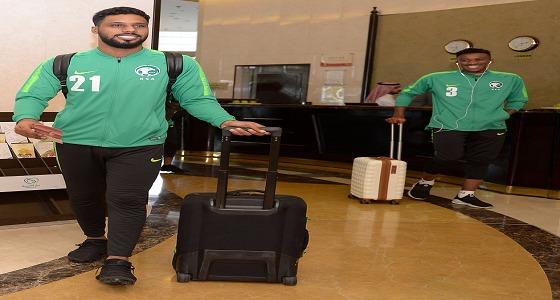 بالصور.. الأخضر تحت 21 عامًا يدشن معسكره بالطائف استعدادًا لكأس آسيا 2020