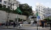 بالصور.. الجزائر تتزين بأعلام المملكة وتطلع إلى ترقية العلاقات الاقتصادية إلى مستوى السياسية