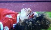 بعد إصابة النمر.. وحيد بغدادي: يبدو أن الحكم لايستخدم الكارت الأحمر إلا عند وفاة اللاعب
