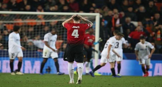 دوري أبطال أوروبا.. يوفنتوس ومانشستر يونايتد يسقطان في الفخ