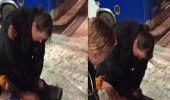 فيديو يوثق انتهاكات حقوق الإنسان في كندا.. شرطية تضرب وتخنق مصابًا